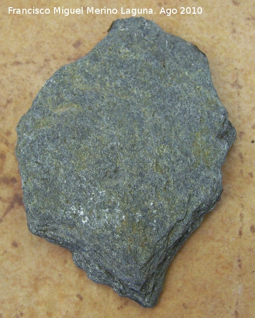 La clase de beatriz las rocas for Pizarra roca