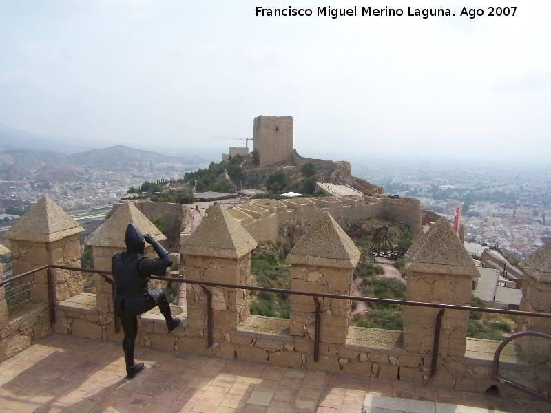 Castillo de lorca - Lorca murcia fotos ...