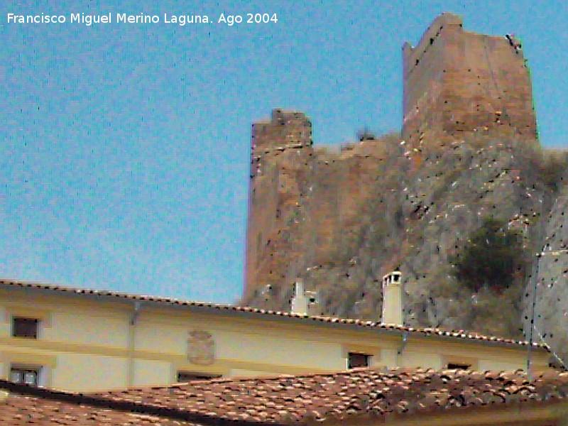 Palacio de villel de mesa for Villel de mesa