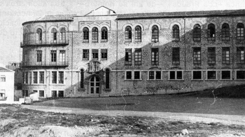 Antigua Escuela de Enfermería